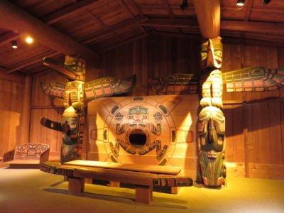 Royal BC Museum Victoria - île de Vancouver (Canada)