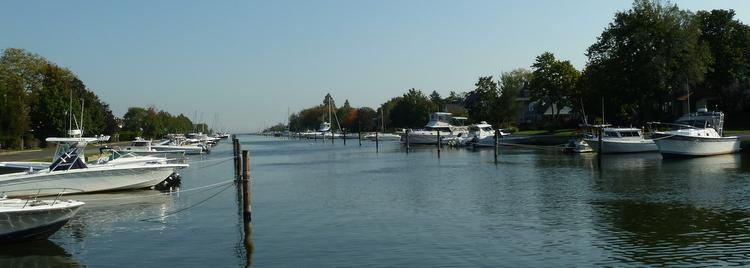 Marina de Bay Shore - Long Island