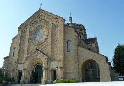 Eglise St Patrick - Long Island - USA