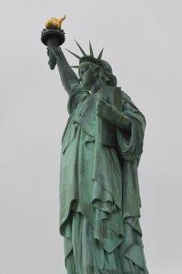 La statue de la Liberté - Manhattan - New York
