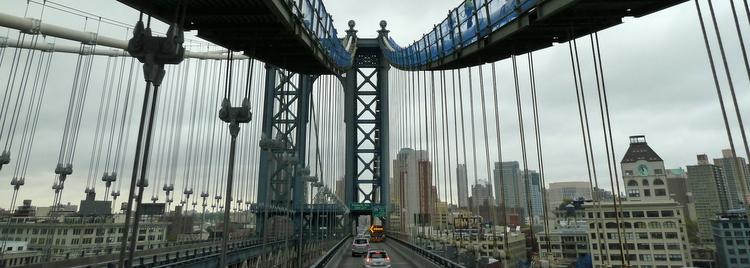 Le pont de Washington - New York