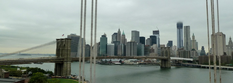 Le pont de Brooklyn - New York
