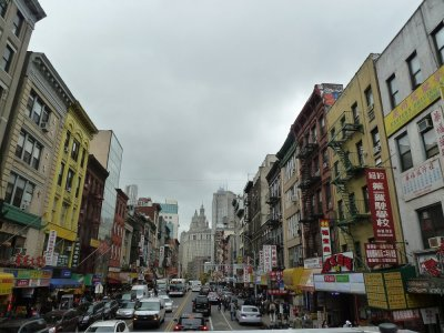 Chinatown - New York