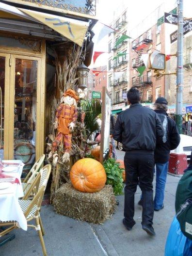 Little Italy et Halloween - New York