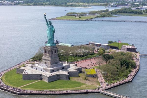 Statue de la Liberté - Ellis Island (New York)