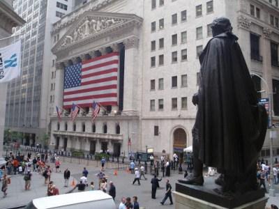 Wall Street - La bourse de New York