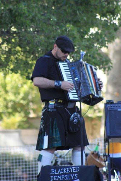 Festival de musique à Sacramento - Californie