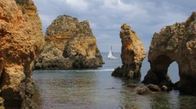 Ponta de Piedade - Lagos (Portugal)