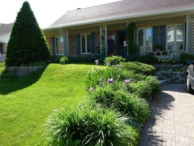 La maison de Jean Paul à Québec - Canada