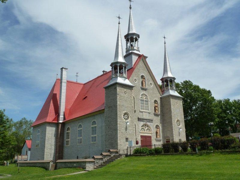 L'île d'Orléans - Québec