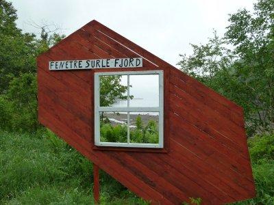 Le long du fjord du Saguenay