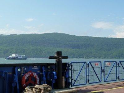 Retour de l'Isle aux coudres - Québec