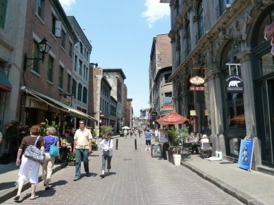 Chinatown - Montréal