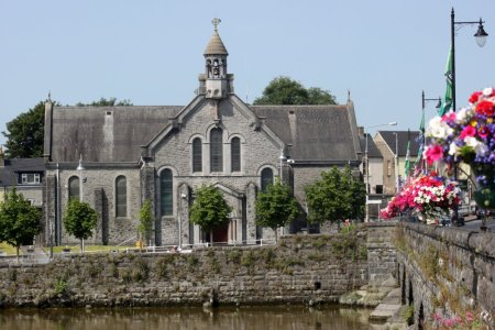 l'église St Munchin - Limerick - Irlande