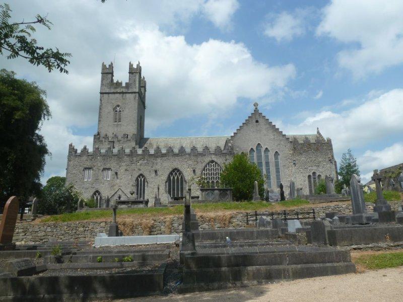 La cathédrale Ste Marie - Limerick (Irlande)