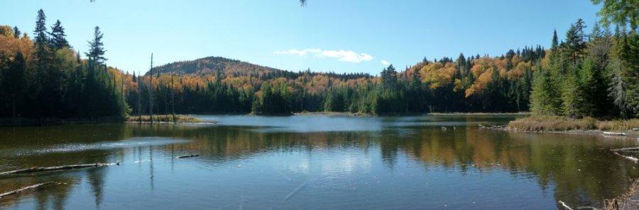 Lac Monroe - Parc du Mt Tremblant