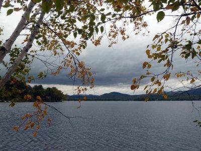 Les lacs des Laurentides - Québec