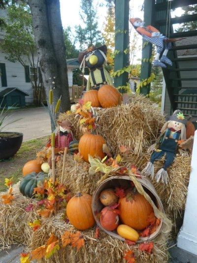 Halloween - St Adolphe d'Howard - Québec
