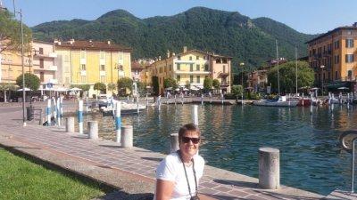 Iseo - lac d'Iseo (Italie)