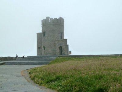 La tour O'Brien - Les falaises de Moher - Irlande