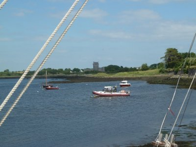 Kinvara - Comté de Clare (Irlande)