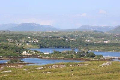 Le Connemara - Comté de Galway (Irlande)