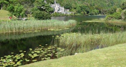 L'Abbaye de Kylemore - Connemara - Comté de Galway (Irlande)