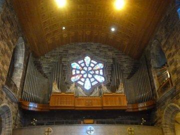 La cathédrale Notre Dame de Galway - Irlande