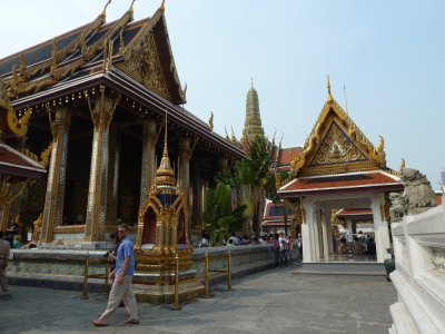 Le Grand Palais - Bangkok - Thaïlande