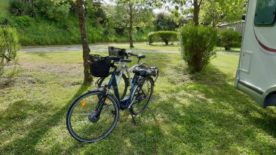 Au camping de Prigny - Les Moutiers-en-Retz