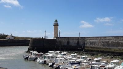 Le port de St Gilles-Croix-de-Vie - Vendée