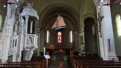 Eglise Ste Croix - St Gilles-Croix-de-Vie