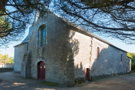La chapelle de Prigny - Les Moutiers-en-Retz