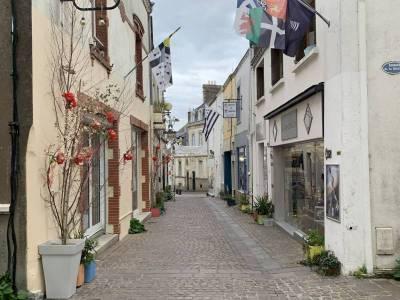 Les ruelles de Pornic - Loire Atlantique