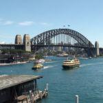 Harbour Bridge - Sydney (Australie)