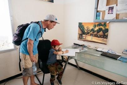 Les voyages de tao Dakar
