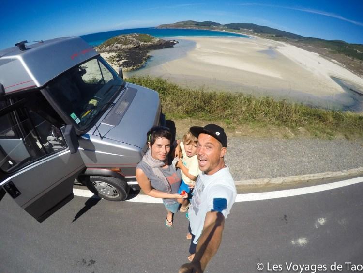 La Galice en camping Car