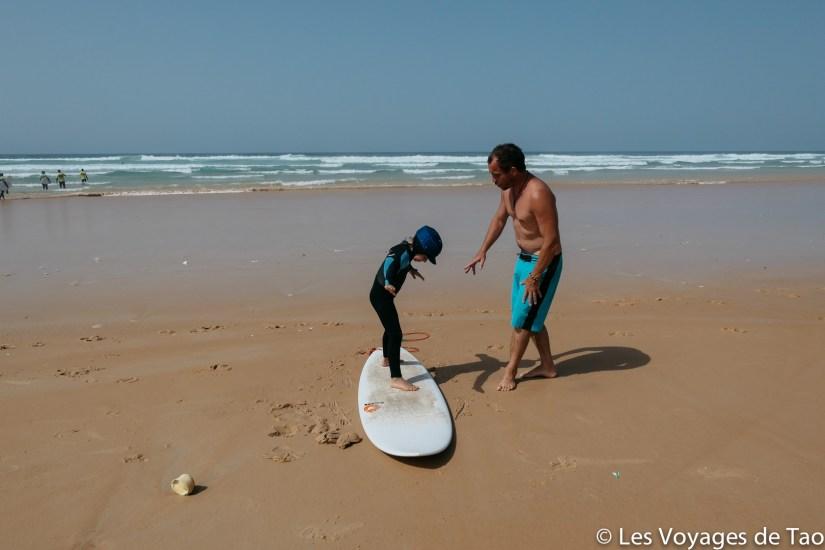 Malika surfcamp Sénégal