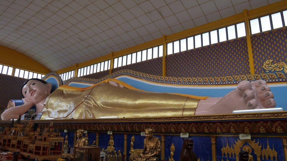 Wat Chaiya Mangkalaram Penang