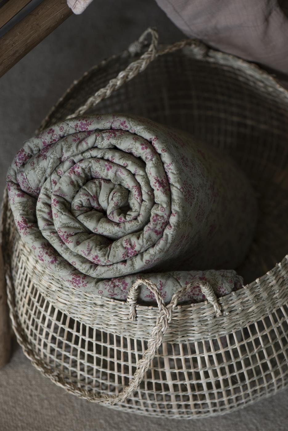 plaid in cotone imbottito