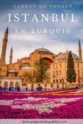 Carnet de voyage à Istanbul : Ville de contrastes et de découvertes | Istanbul | Turquie | Voyage à Istanbul | Istanbul en Turquie | Que visiter à Istanbul | Visiter Istanbul | Bosphore | Que faire à Istanbul et voir | Quoi faire à Istanbul et voir | incontournables Istanbul | week-end à Istanbul #istanbul #turquie #voyage