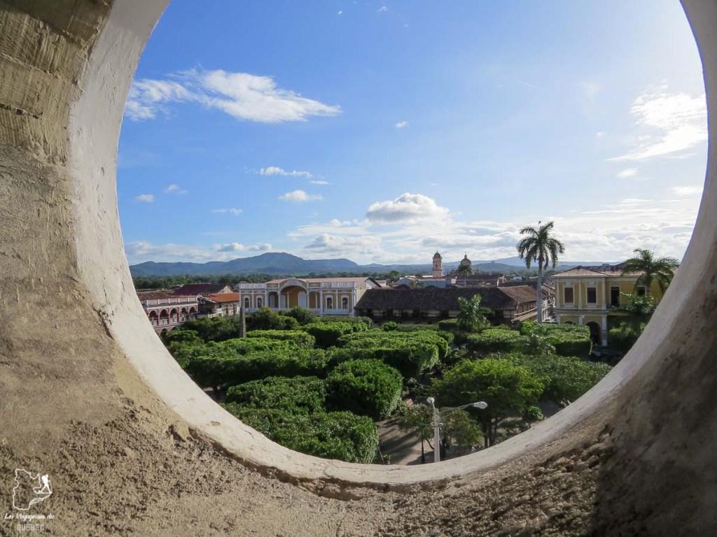 Jolie ville de Granada dans mon article Mon voyage au Nicaragua en 10 coups de cœur et incontournables à visiter #nicaragua #voyage #ameriquecentrale #granada