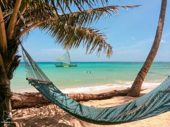 Les îles de Corn Islands dans mon article Mon voyage au Nicaragua en 10 coups de cœur et incontournables à visiter #nicaragua #voyage #ameriquecentrale #cornislands #caraibes