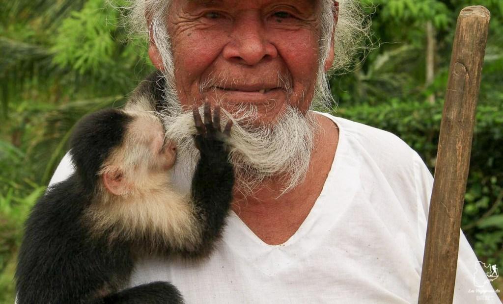 Un papi à Bocas del Toro au Panama dans notre article Où partir seule en tant que femme : 12 destinations pour un voyage en solo #voyage #femme #voyagersolo #panama
