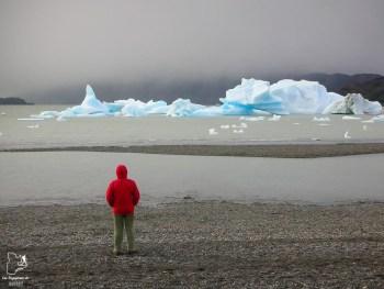 Glacier en Patagonie en Argentine dans notre article Où partir seule en tant que femme : 12 destinations pour un voyage en solo #voyage #femme #voyagersolo #argentine