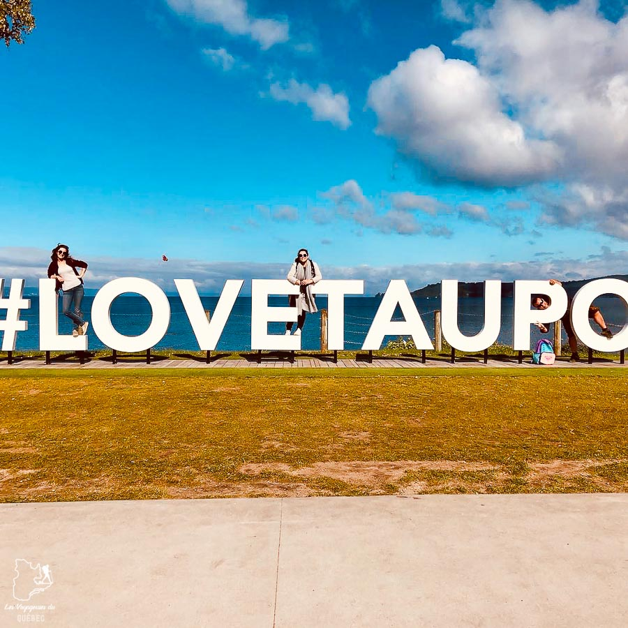 En route vers Taupo lors d'un road trip en Nouvelle-Zélande dans notre article Road trip en Nouvelle-Zélande : Mes 5 semaines à vivre sur la route #nouvellezelande #roadtrip #oceanie #voyage