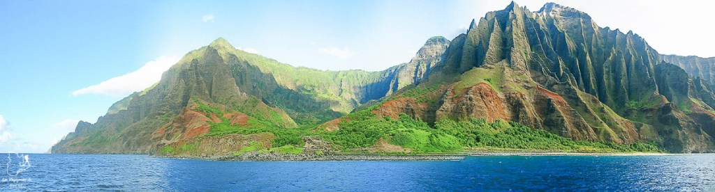 L'île de Kauai à Hawaii dans notre article sur Visiter Kauai à Hawaii : 12 incontournables à faire sur l'île de Kauai #kauai #hawaii #voyage #usa #ile #iledekauai #kauaihawaii