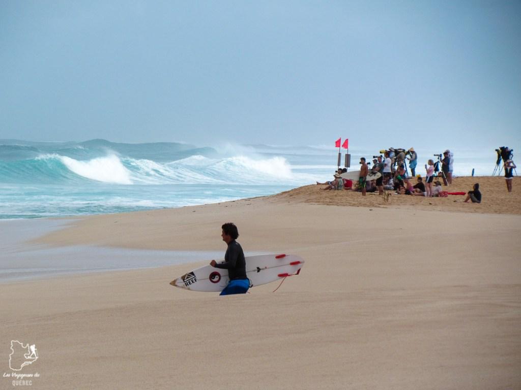 Pipemaster, compétition de surf sur Oahu dans notre article Le surf à Oahu : Mes plus beaux spots de surf sur cette île d'Hawaii #surf #oahu #waikiki #usa #voyage #spotdesurf