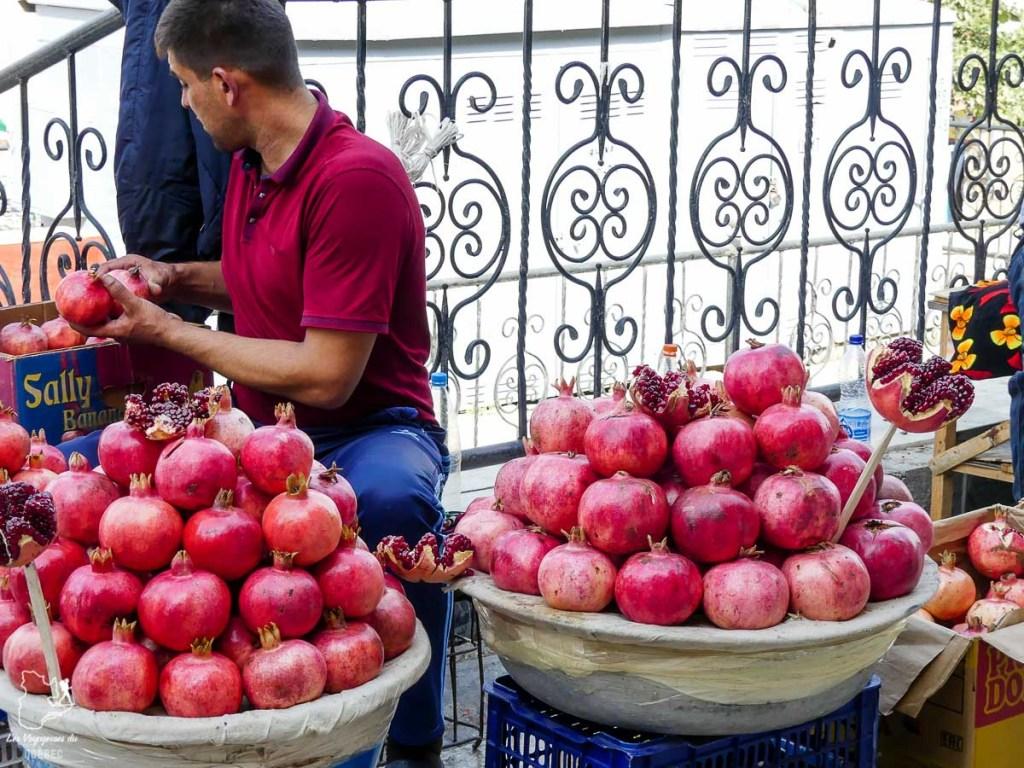 Marché en Ouzbékistan dans notre article Visiter l'Ouzbékistan : 7 incontournables à voir lors d'un voyage en Ouzbékistan #ouzbekistan #asiecentrale #routedelasoie #voyage