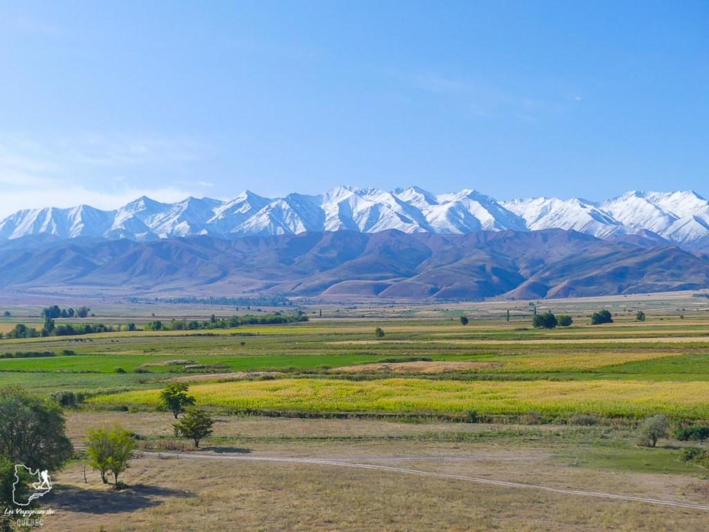 Les paysages à voir en Ouzbékistan dans notre article Visiter l'Ouzbékistan : 7 incontournables à voir lors d'un voyage en Ouzbékistan #ouzbekistan #asiecentrale #routedelasoie #voyage